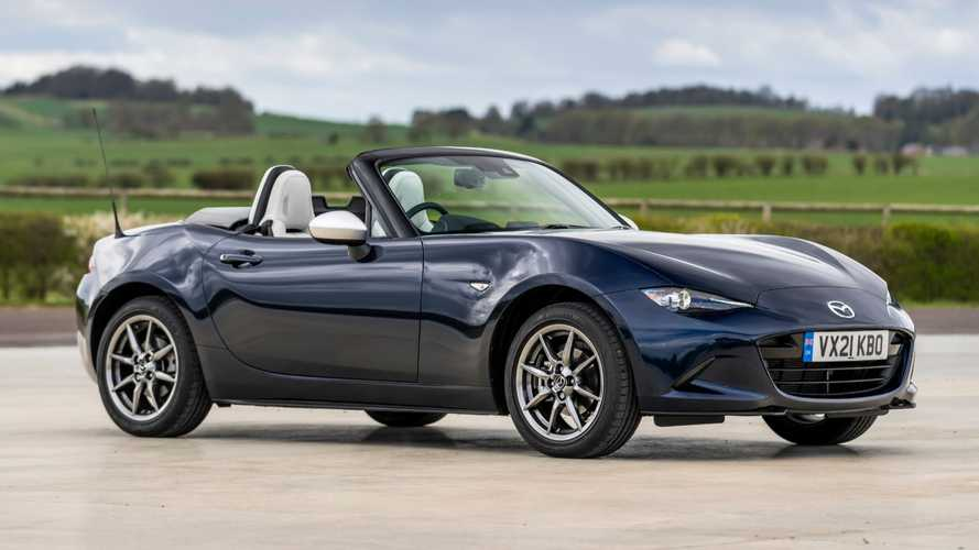 Mazda UK adds new Sport Venture model to the MX-5 Roadster line-up