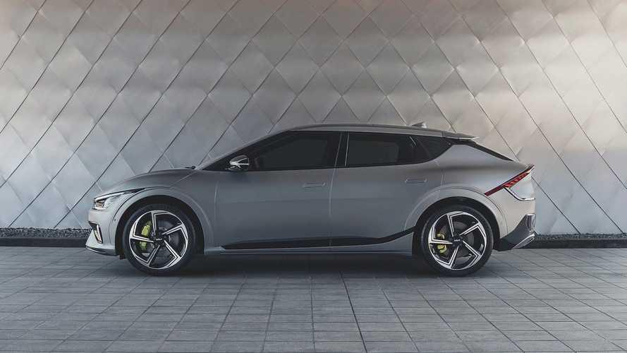 Kia planning additional GT electric models after EV6 GT