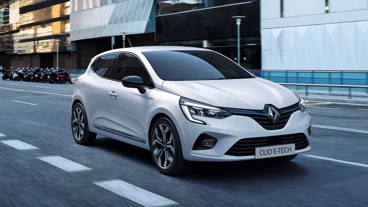 Renault Clio - E-Tech