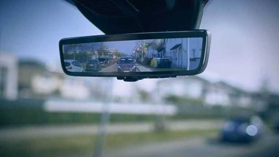 Ford Smart Mirror, il retrovisore virtuale sale sui furgoni