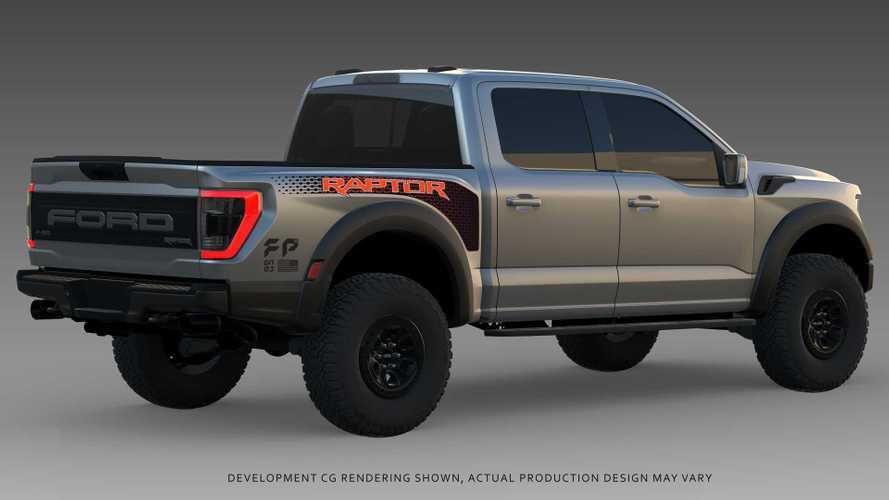 Mari Temukan Easter Egg pada Desain Ford F-150 Raptor 2021 Ini