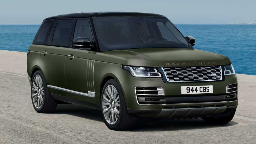 Range Rover SVAutobiography Ultimate, più lussuosa non si può