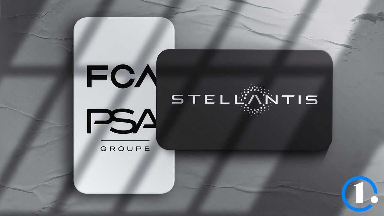 Stellantis logosu