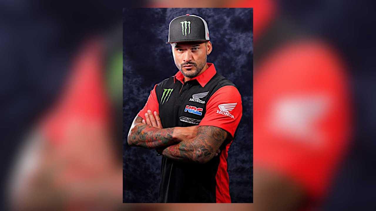 Pablo Quintanilla HRC Rally Team 2021