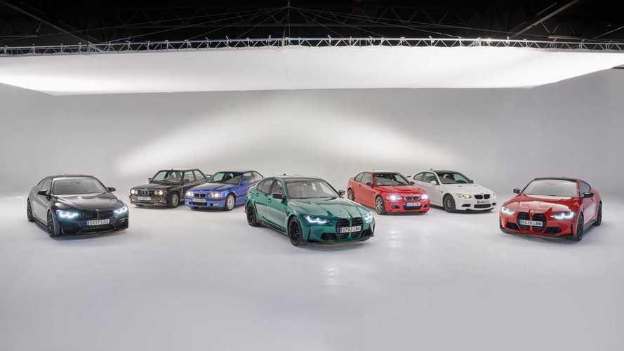 Foto Sesi BMW M3/M4
