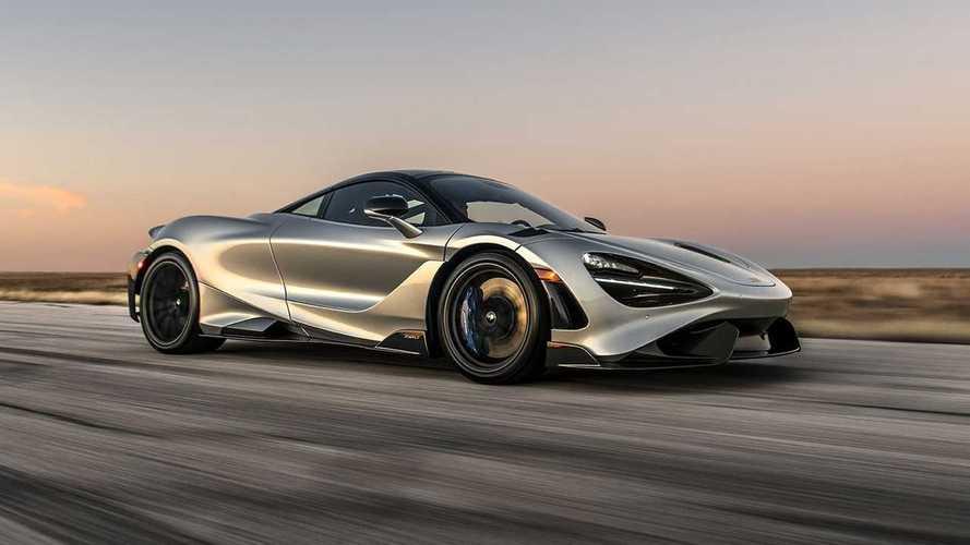 McLaren 765LT par Hennessey Performance