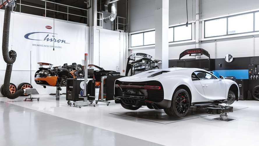 Así es el nuevo 'Pasaporte de Tranquilidad' de Bugatti para clientes