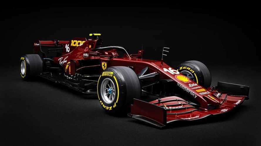 Ferrari Dukung Program Vaksin untuk Kru F1