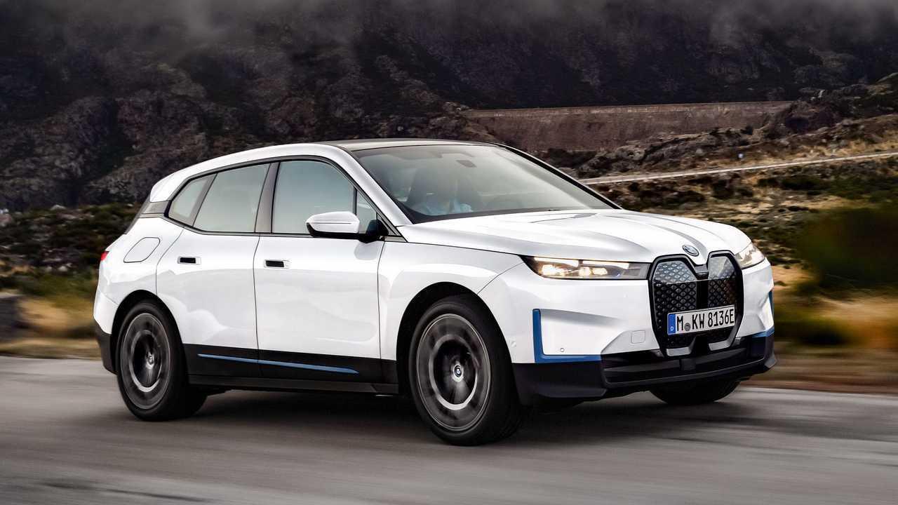 BMW nennt neue Details zum neuen iX