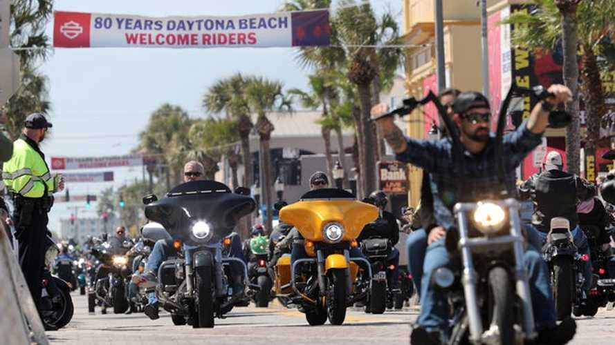 Daytona Bike Week 2021 Records Six Motorcycle-Related Fatalities
