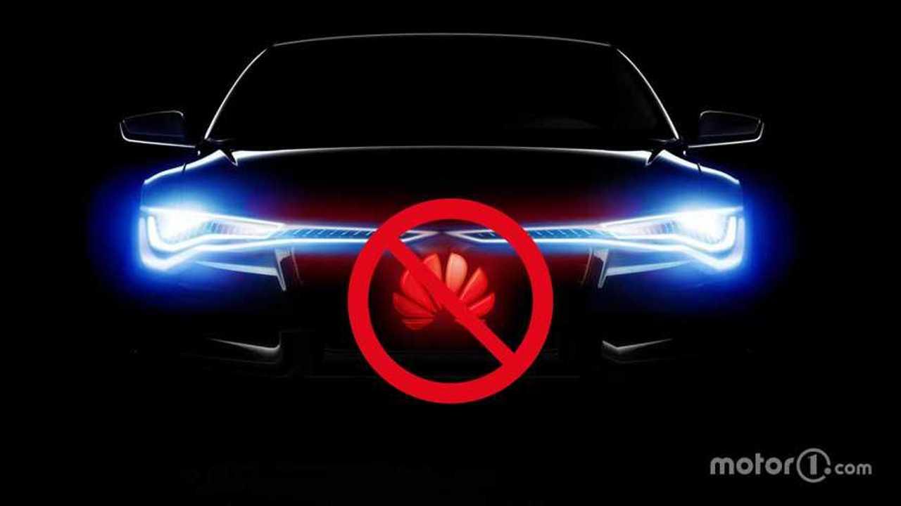 Huawei no auto elettrica