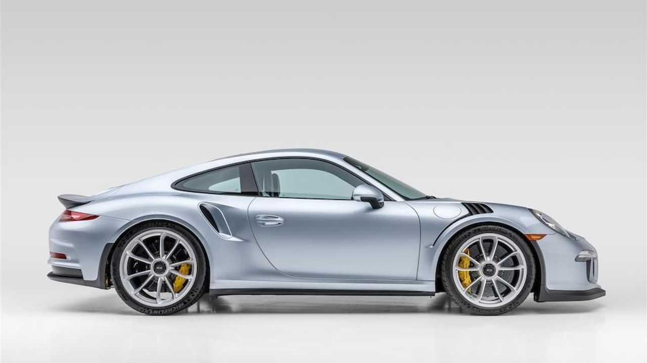 Jerry Seinfeld vende su Porsche 911 GT3 RS