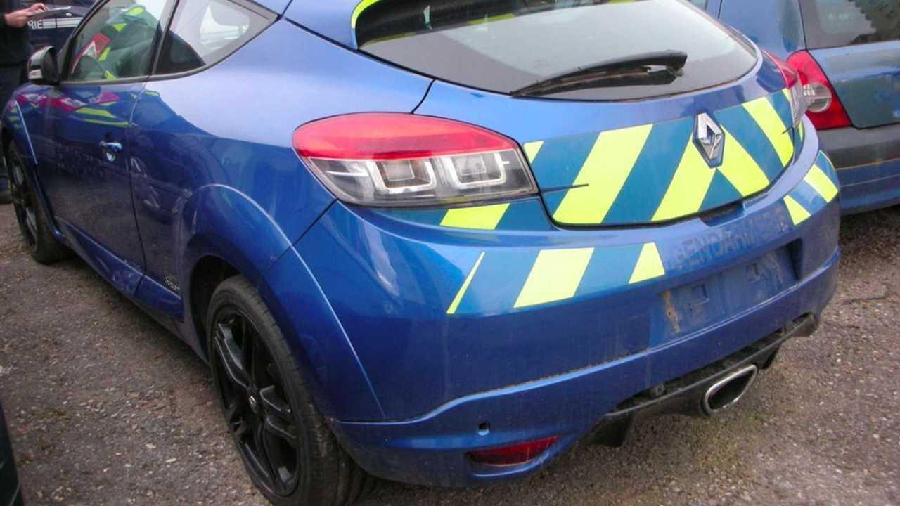 Renault Mégane R.S. Gendarmerie