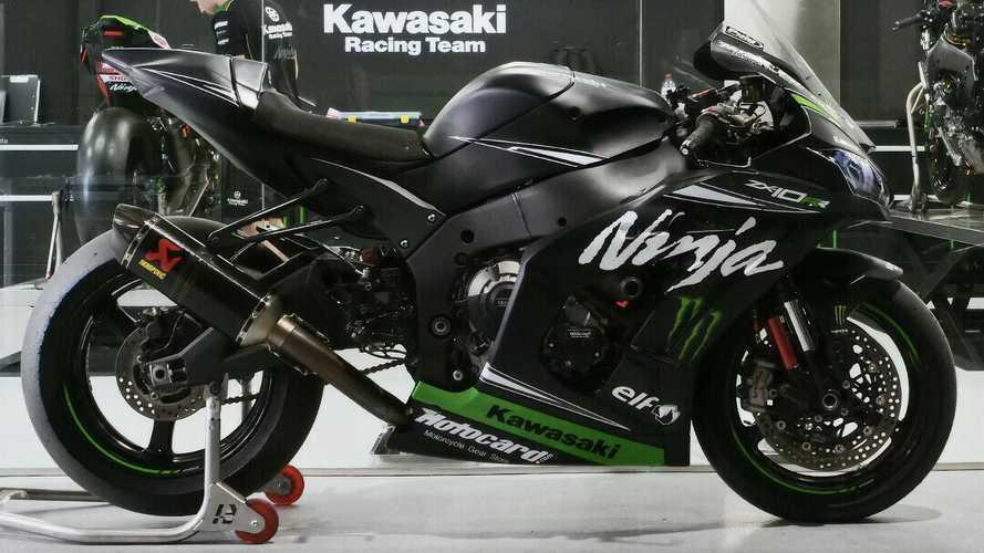 Six-Time WSBK Champ Jonathan Rea's Kawasaki ZX-10R Needs A New Home