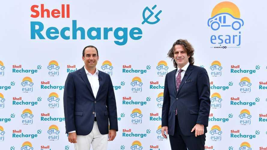 Shell ReCharge Türkiye'de ilk adımını enerjisa ile attı