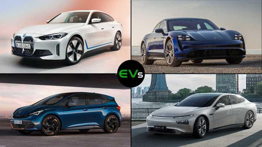 Elektro-Limousinen 2021/2022: Alle Modelle auf dem Markt