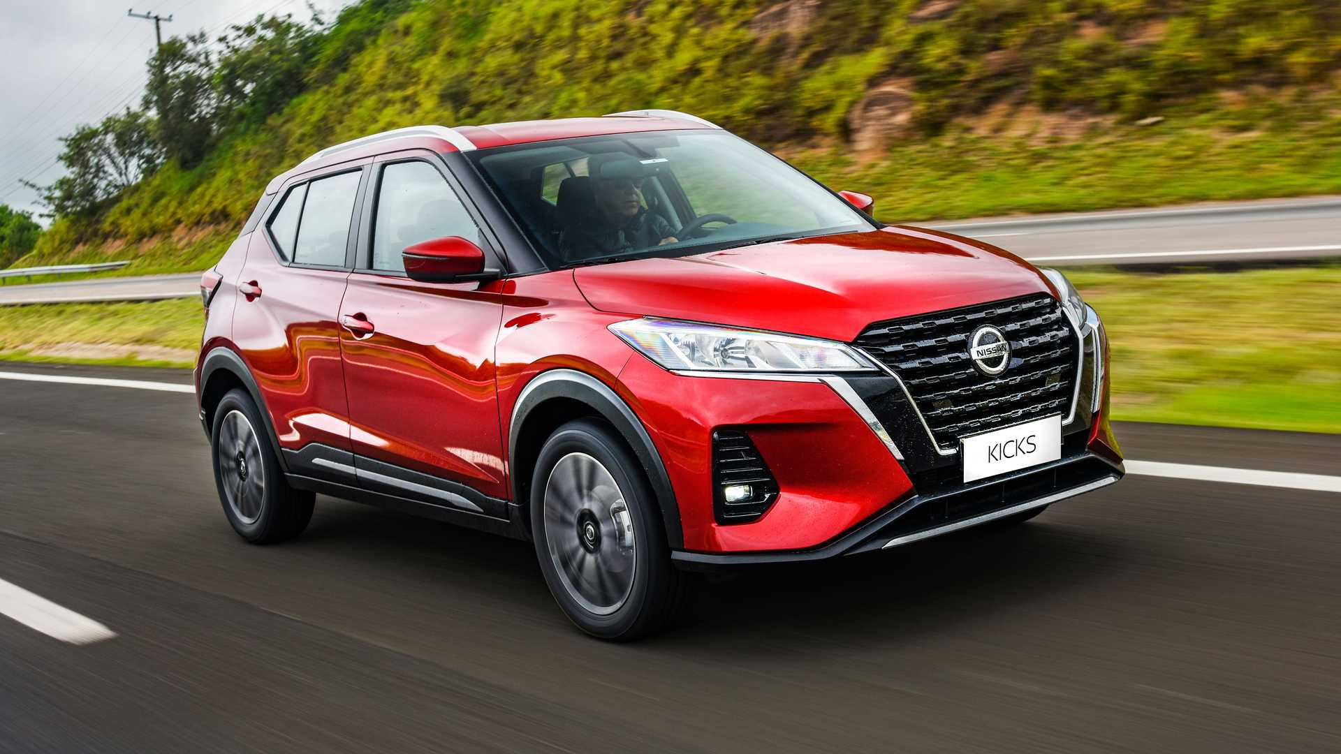 The new Nissan Kicks 2022 is starting to reach Brazilian dealers