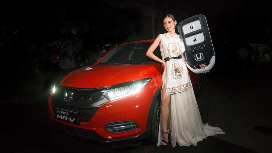 5 Kelebihan Honda HR-V, Dimiliki Model Cantik Danella