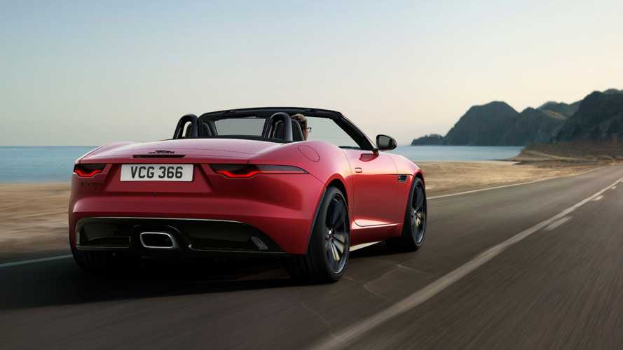 Jaguar F-Type R-Dynamic Black (UK)