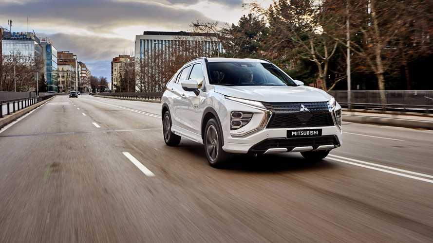 Mitsubishi Eclipse Cross PHEV: hasta 45 km de autonomía eléctrica