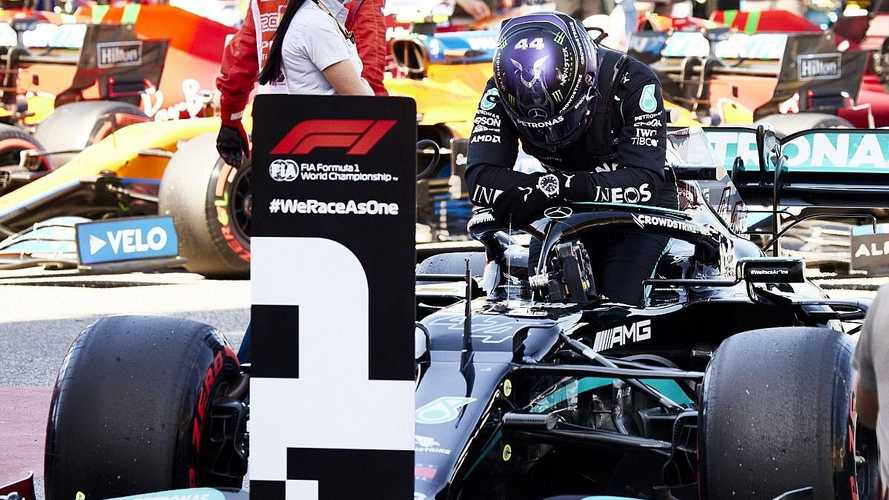 Victoria estratégica de Hamilton y Mercedes ante Verstappen