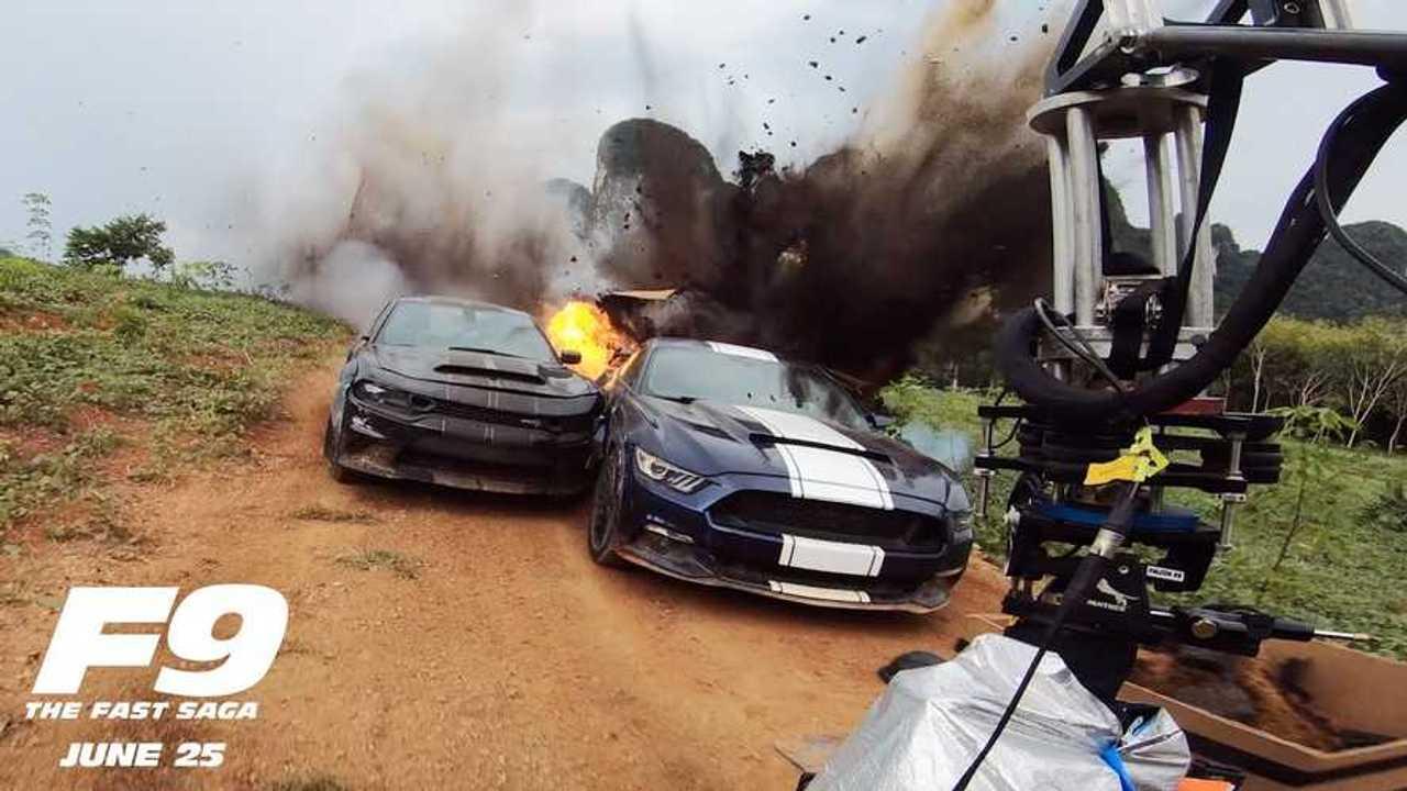Fast & Furious 9, il video dietro le quinte