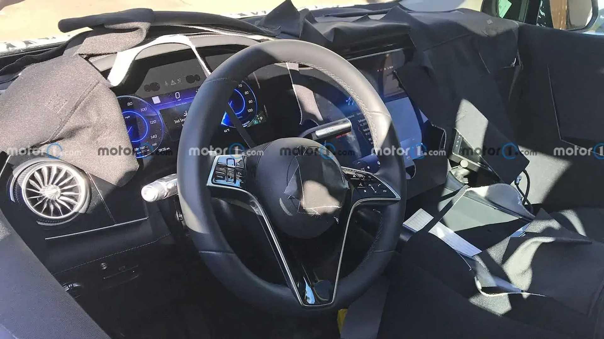 mercedes-maybach eqs suv announced, electric g-class