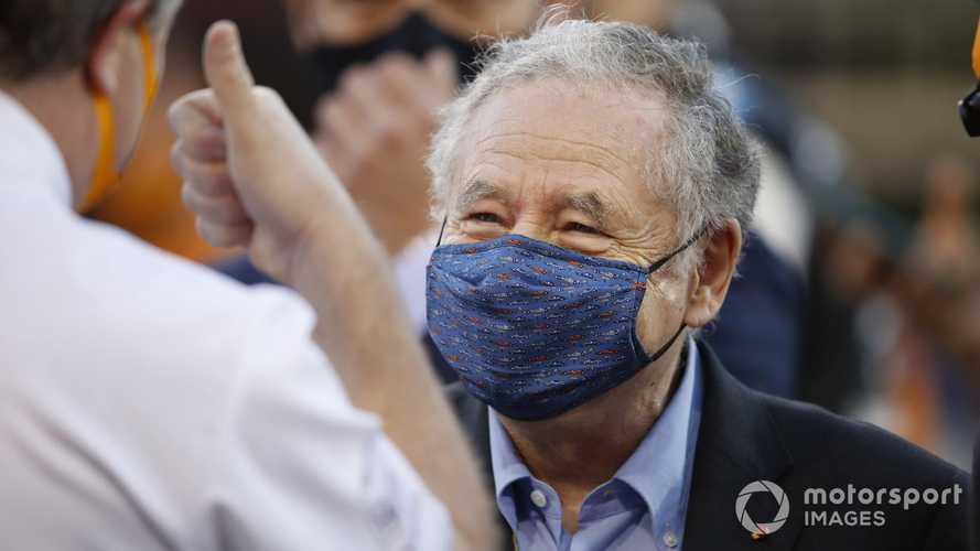 F1 should go to countries with human rights issues - Todt