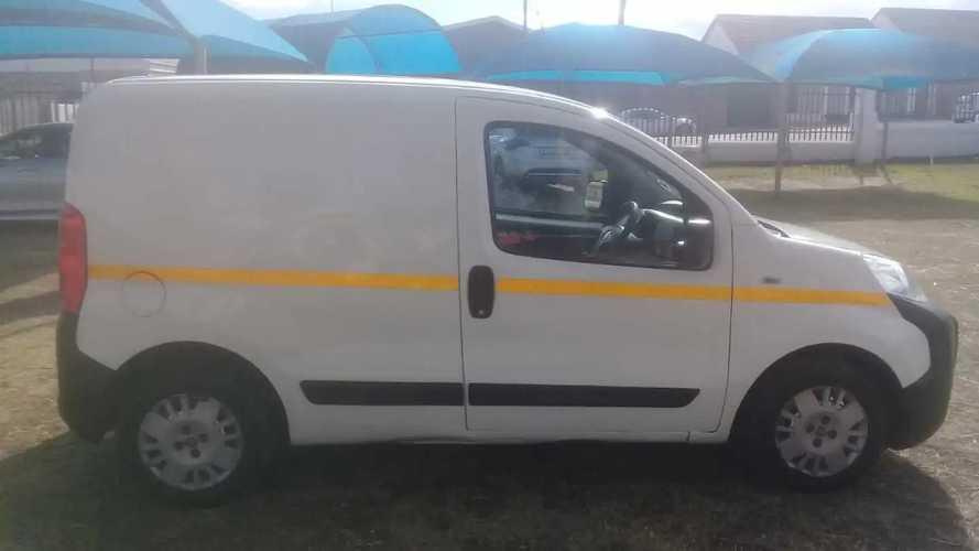 Un Fiat Fiorino suma un millón de kilómetros en Sudáfrica