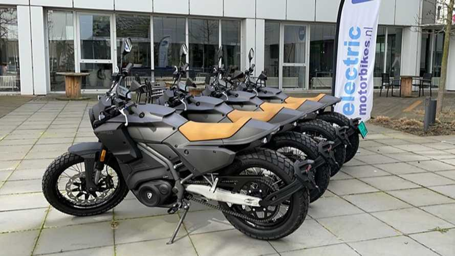 Pursang E-Track Electric Motorcycle Deliveries Commence