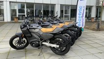 pursang e track electric motorcycle rolls out