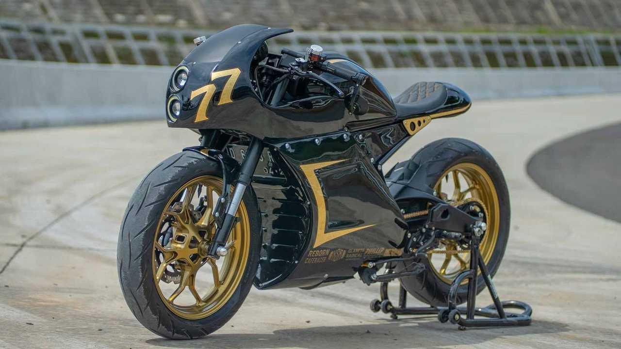 Café Racer Reborn: 2019 Yamaha XSR155 - Main