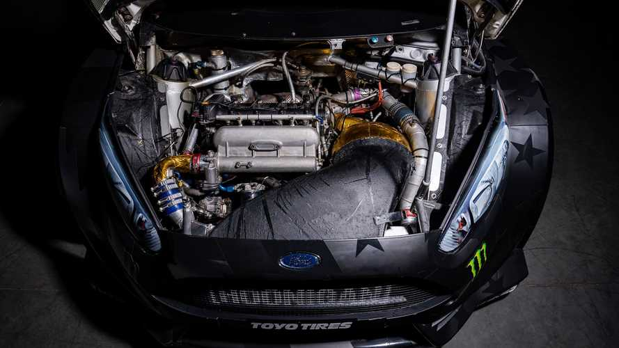 Ken Block's 2013 Ford Fiesta ST RX43 For Sale