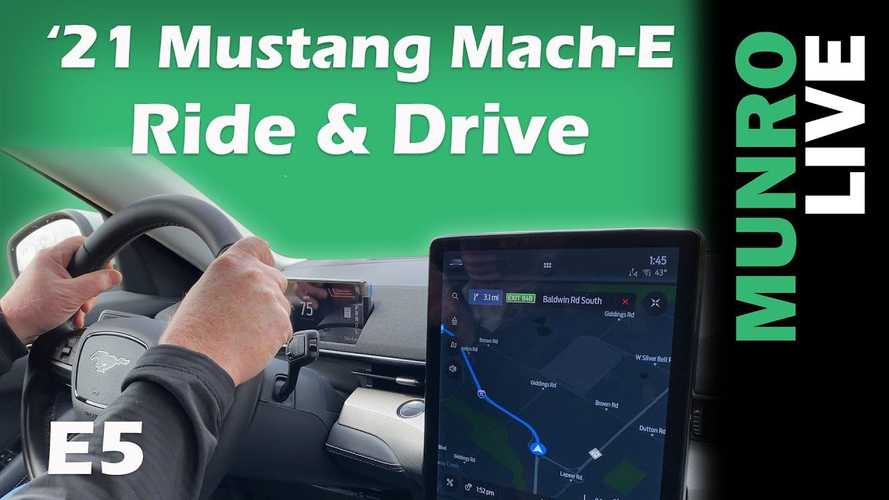 Sandy Munro Is Impressed By Ford Mustang Mach-E After Test Drive