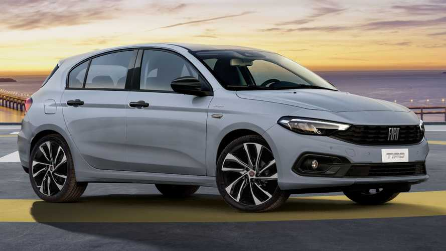 Fiat Tipo gets new £20,695 City Sport model