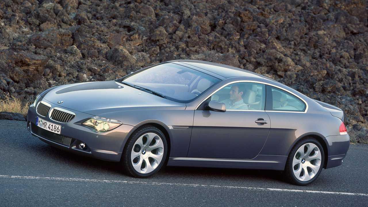 BMW Serie 6 E63 (2003-2011)