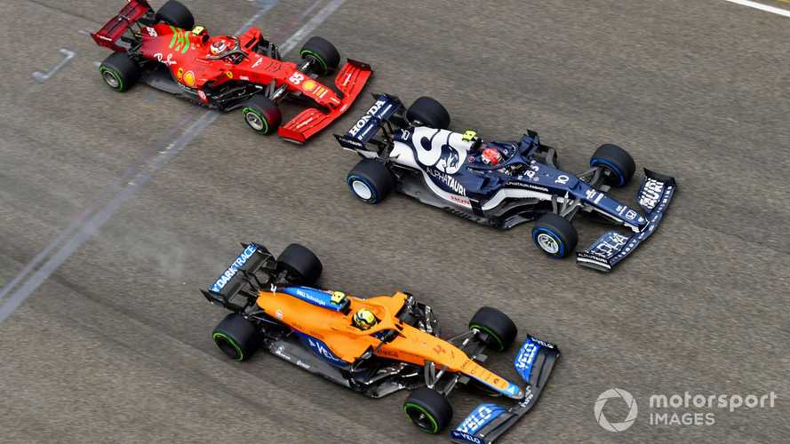 McLaren has 'clear plan' on when to make 2022 F1 car switch