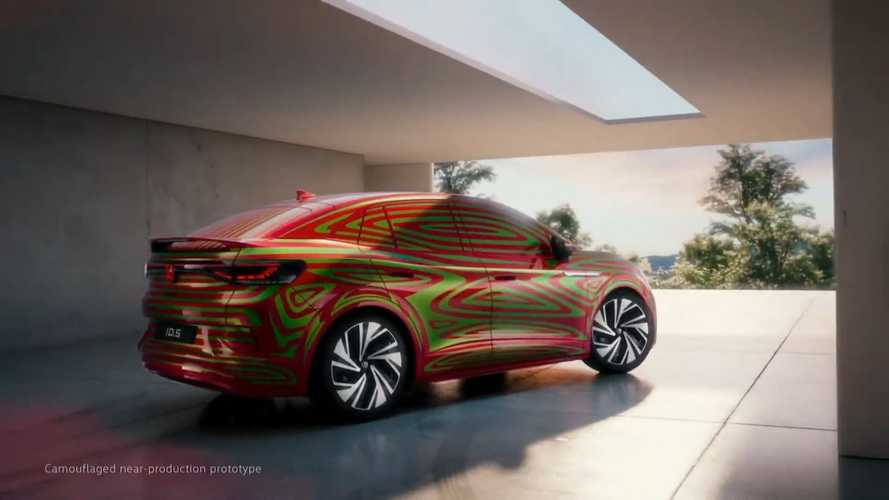 Volkswagen ID.5 Teased In Sci-Fi Video As ID.4's More Stylish Sibling