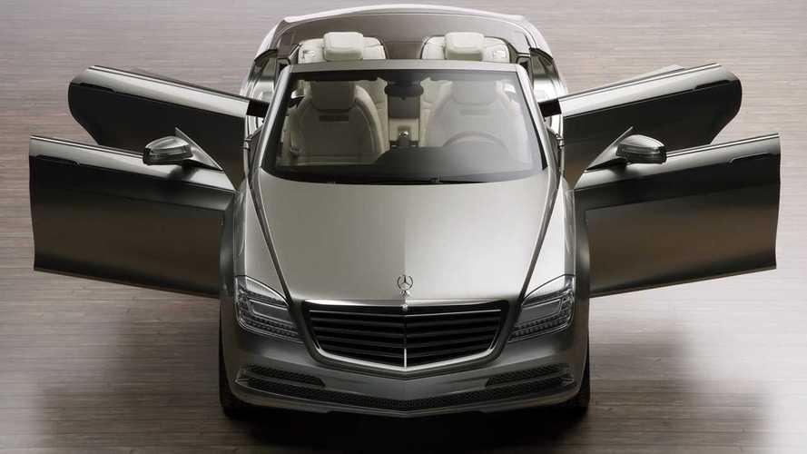Mercedes-Benz Ocean Drive: как делали S-класс с открытым верхом?