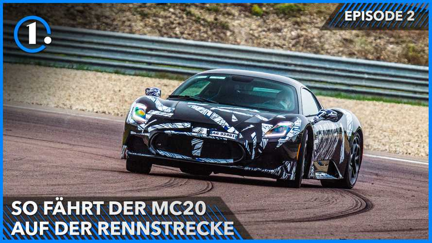 3 Millionen Kilometer mit dem Maserati MC20: So ist es passiert