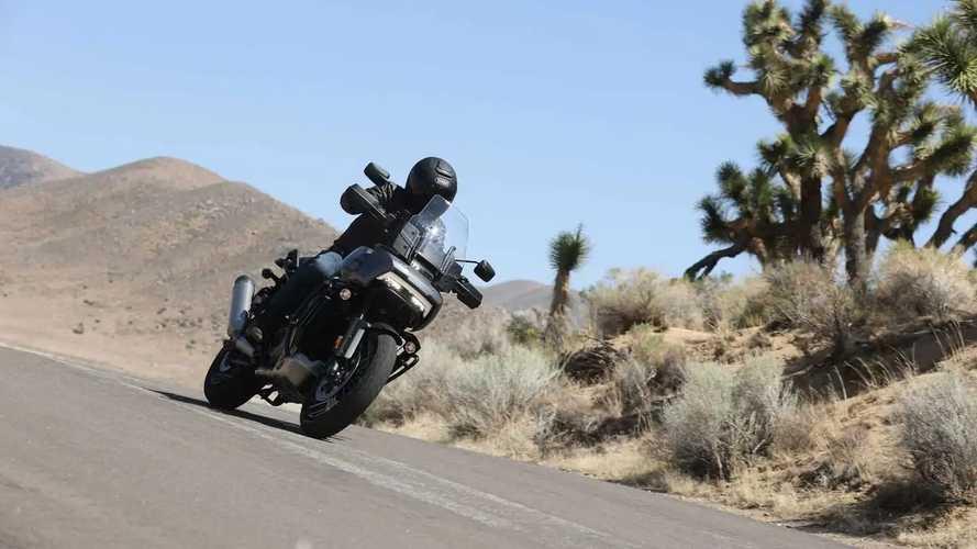 Harley-Davidson Pan America (2021) im Test