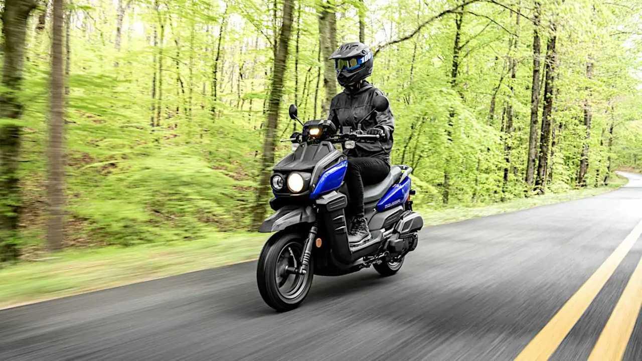 Yamaha Zuma 125 2022