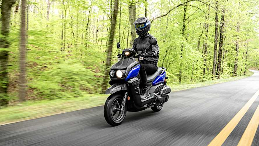 Yamaha Zuma estreia como scooter aventureiro rival do Honda ADV