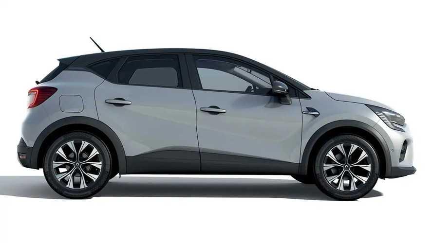 Renault Captur SE Limited