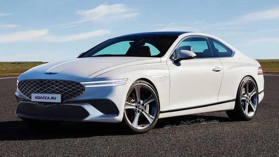 Genesis coupé: así podría ser el coche más pasional de la marca