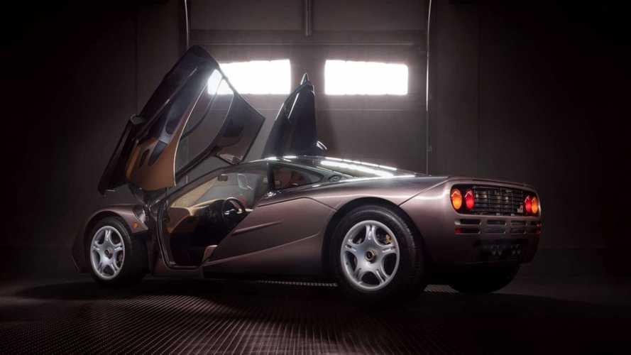 McLaren F1 1995 a subasta