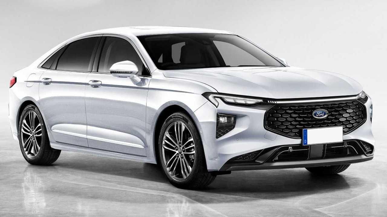 Ford Fusion / Mondeo successor