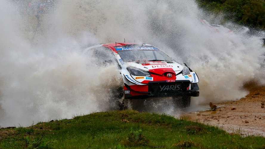 2021 Sardunya Rallisi: Ogier kazandı, Toyota duble yaptı!
