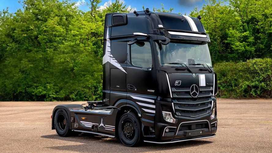Mercedes-Benz Actros R5 Italian Collection: