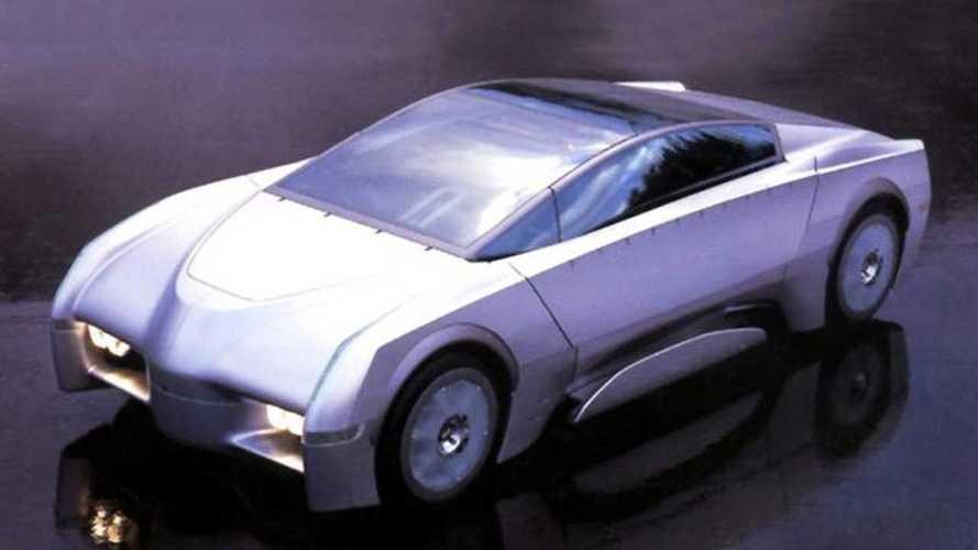 Mitsubishi HSR Concept